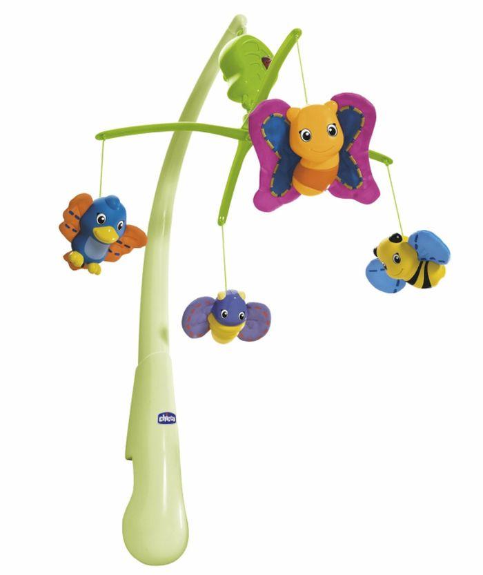 Zabawka niemowlęca Chicco Karuzela na łóżeczko Wiosna