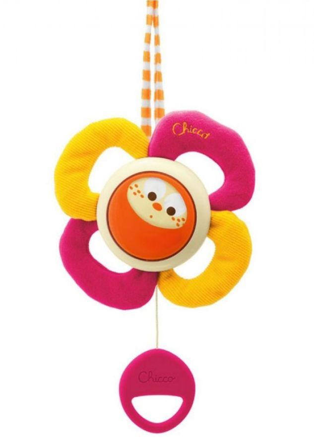 Zabawka niemowlęca Chicco Pozytywka Kwiatek
