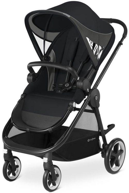 Wózek spacerowy Cybex Iris M-Air - przekładane siedzisko