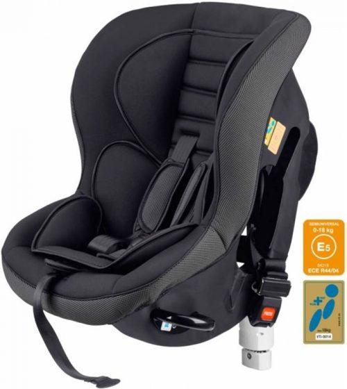 Fotelik samochodowy tyłem do kierunku jazdy 0-18 kg Akita Test Plus, Babysafe