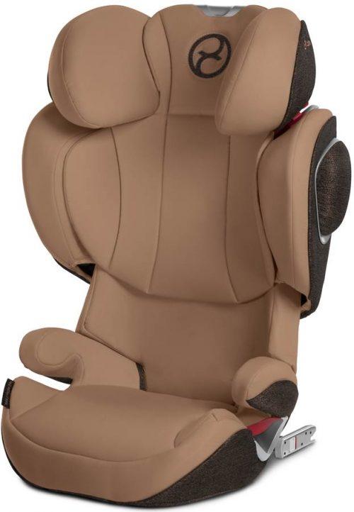 Cybex Solution Z-Fix fotelik samochodowy 15-36 kg