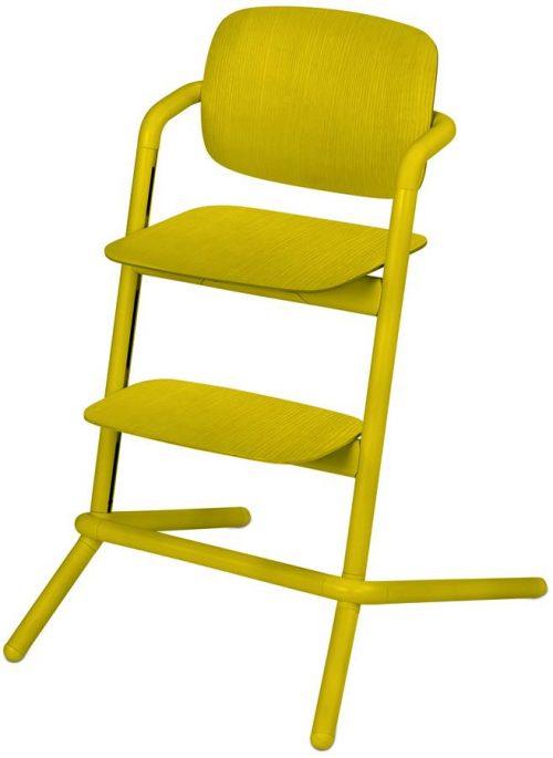 Wysokie krzesełko do karmienia Drewno Cybex