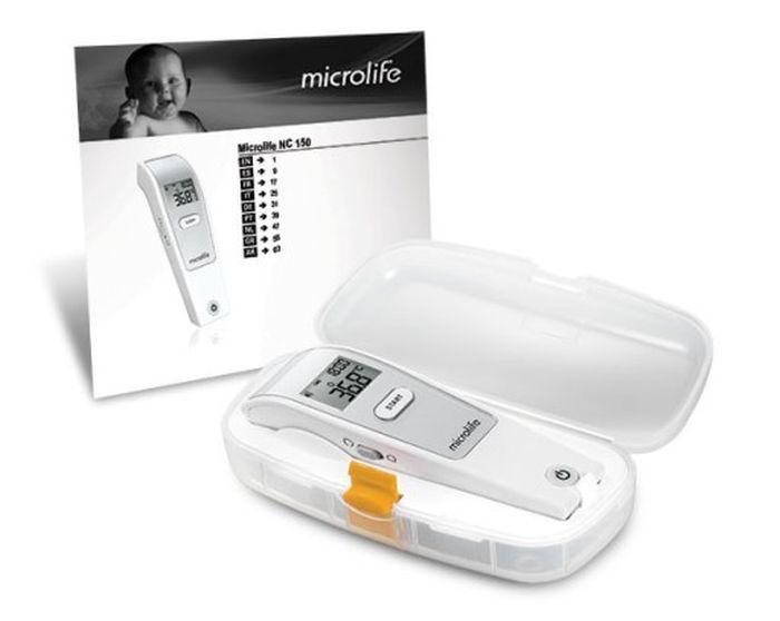 Microlife termometr bezkontaktowy elektroniczny  Nc 150 + etui gratis