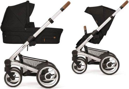 Wózek spacerowy Nio 2w1 - stelaż,gondola i siedzisko, Mutsy
