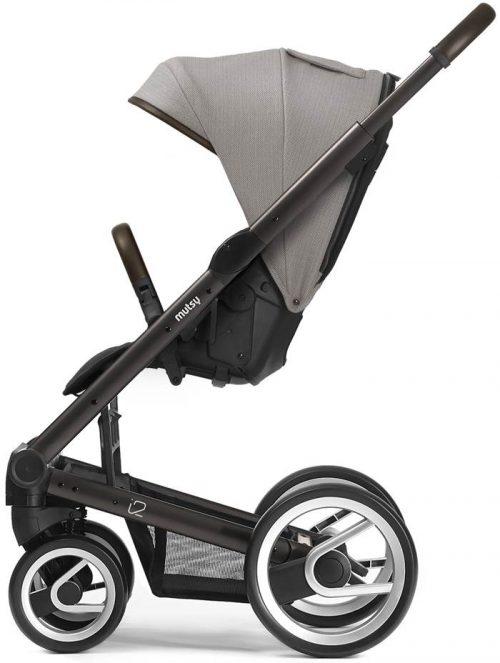 Mutsy I2 Farmer Sand wózek spacerowy ze stelażem do wyboru - edycja limitowana