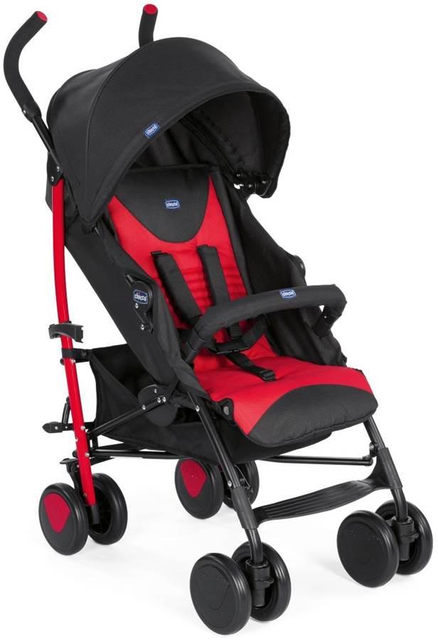 Chicco Echo New wózek spacerowy z pałąkiem w zestawie do 3 lat