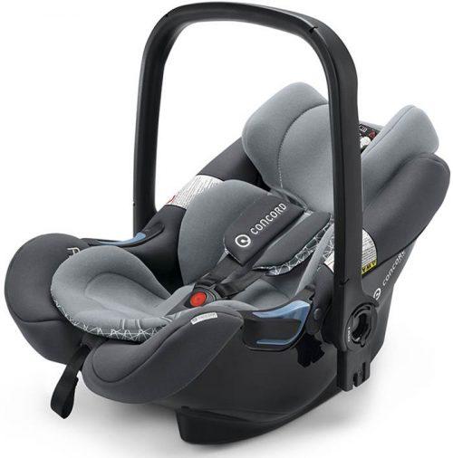 Fotelik samochodowy Concord Air Safe 0-13 kg + Clip (adaptery Maxi Cosi)