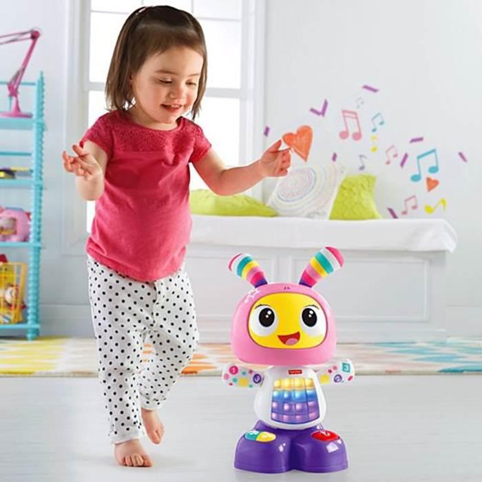 Fisher Price Bebo Bella - tańcz i śpiewaj ze mną
