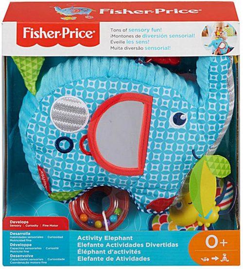 Fisher Price Aktywizujący słonik - FDC58