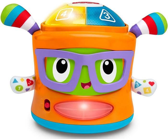 Fisher Price DJ Franio - zabawka muzyczna