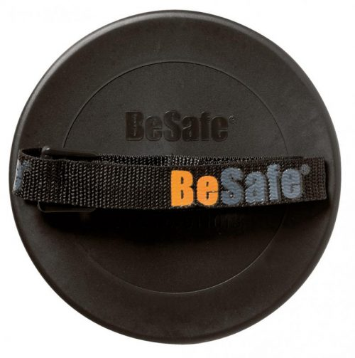 Lusterko BeSafe do obserwacji dziecka podczas podróży samochodem - do fotelików tyłem do kierunku jazdy