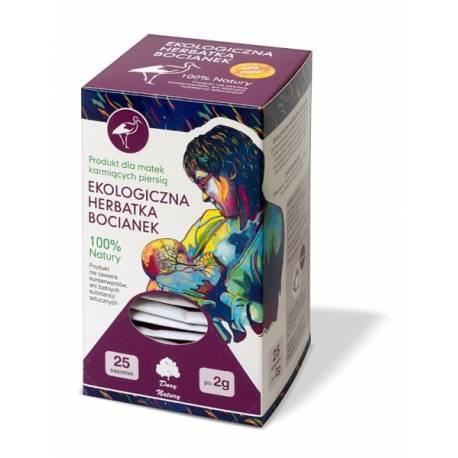 Herbatka Bocianek - idealna dla kobiet karmiących