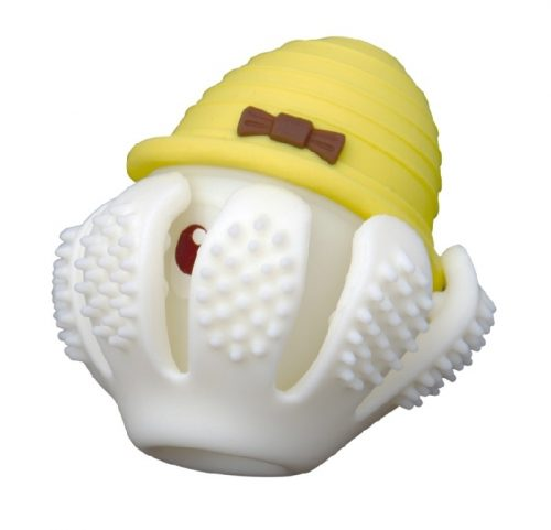 Gryzak - grzechotka Ośmiornica Lemon - hit ! Mombella