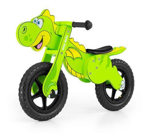 Rowerek biegowy Dino Green MillyMally