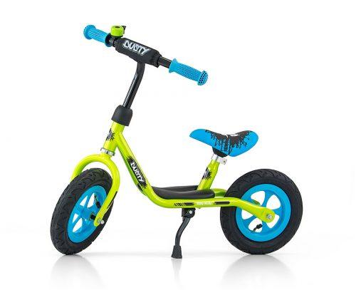 Rowerek biegowy Dusty Green-Blue MillyMally