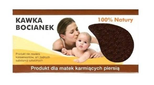 Kawka Bocianek - idealna dla kobiet karmiących