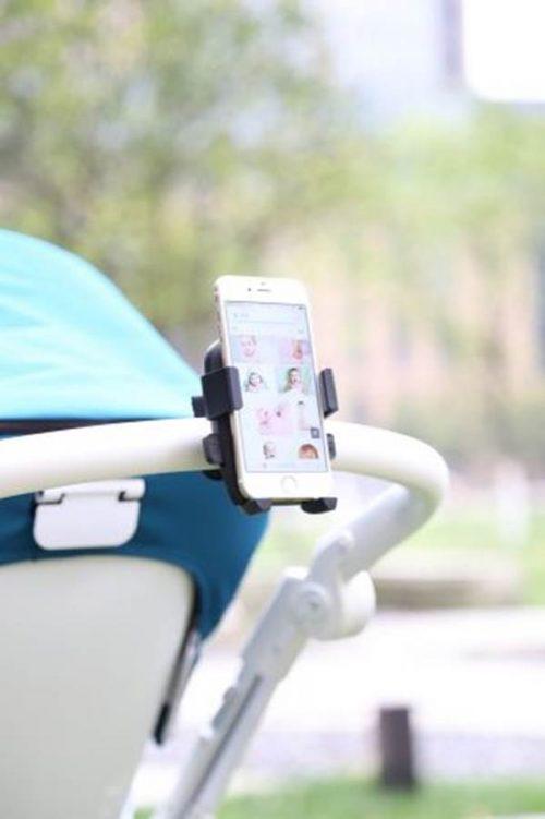 Uchwyt na smartfona do wózka, Osann