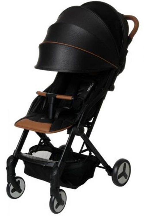 Wózek spacerowy Flame w kolorze Black