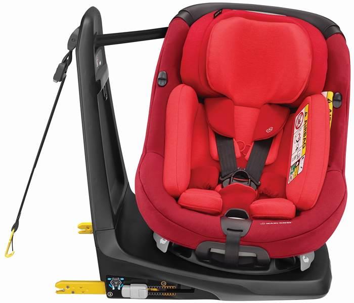 Fotelik samochodowy 0-105 cm I-size AxissfixPlus, Maxi Cosi