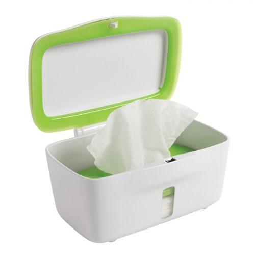 Oxo Tot pojemnik na mokre chusteczki, zielony