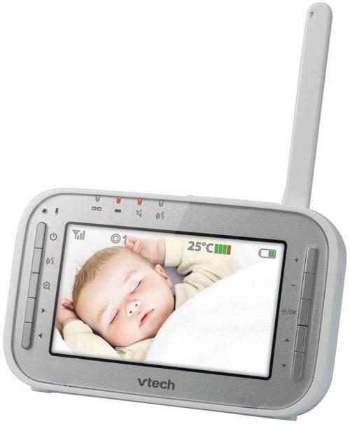 Elektroniczna niania cyfrowa z kamerą VTECH BM 4300