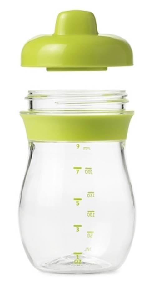 Oxo Tot Transitions kubek niekapek 250ml 6m+ Zielony