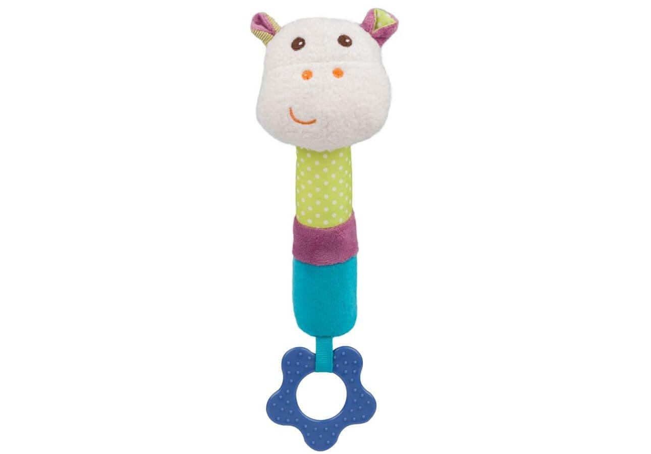 Zabawka piszcząca z gryzakiem BabyOno - Mickey