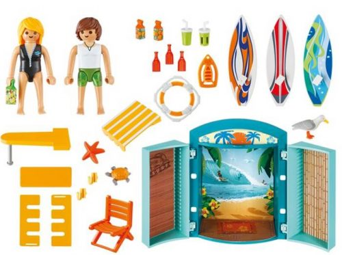 "Playmobil play box ""sklep surfingowy"" 5641"