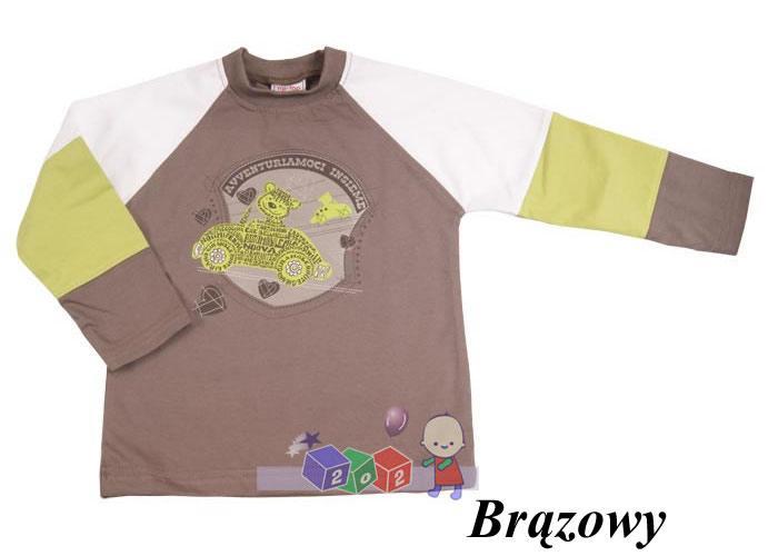 Bluzka z długim rękawem dla chłopca Tip Top
