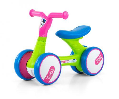 Pojazd Tobi Pink-Green MillyMally