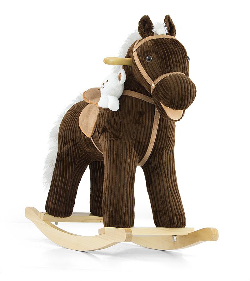 Koń na biegunach Pony Bruno MillyMally