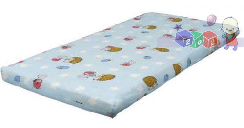 Materac na wymiar do łóżeczka dziecięcego kokosowo-piankowy rozmiar max 120x60