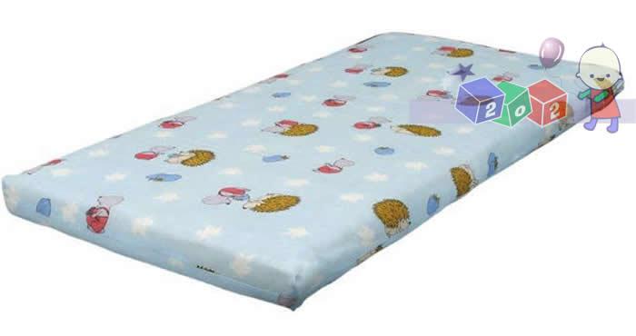 Materac na wymiar do łóżeczka dziecięcego kokosowo-piankowy rozmiar max 140x70