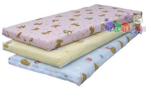 Materace do łóżeczek na wymiar kokos-pianka-kokos do rozmiaru 200x90 cm