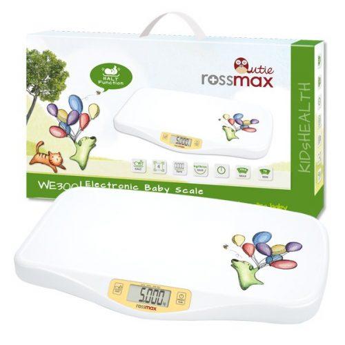 Waga elektroniczna dla dzieci WE 300 Rossmax