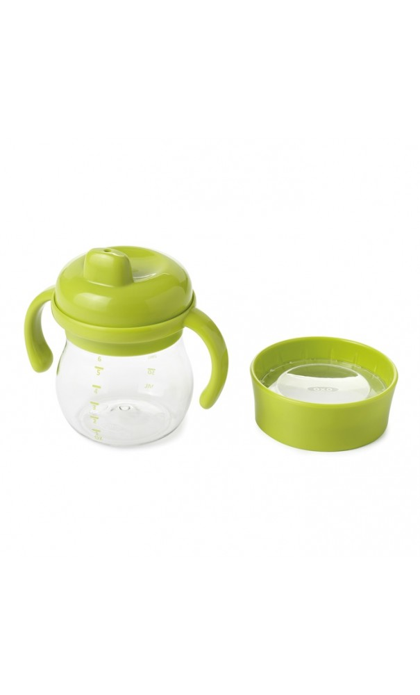 Oxo Tot Transitions kubek treningowy 150ml 6m+_Zielony