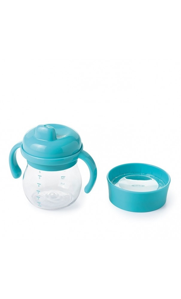 Oxo Tot Transitions kubek treningowy 150ml 6m+_Aqua