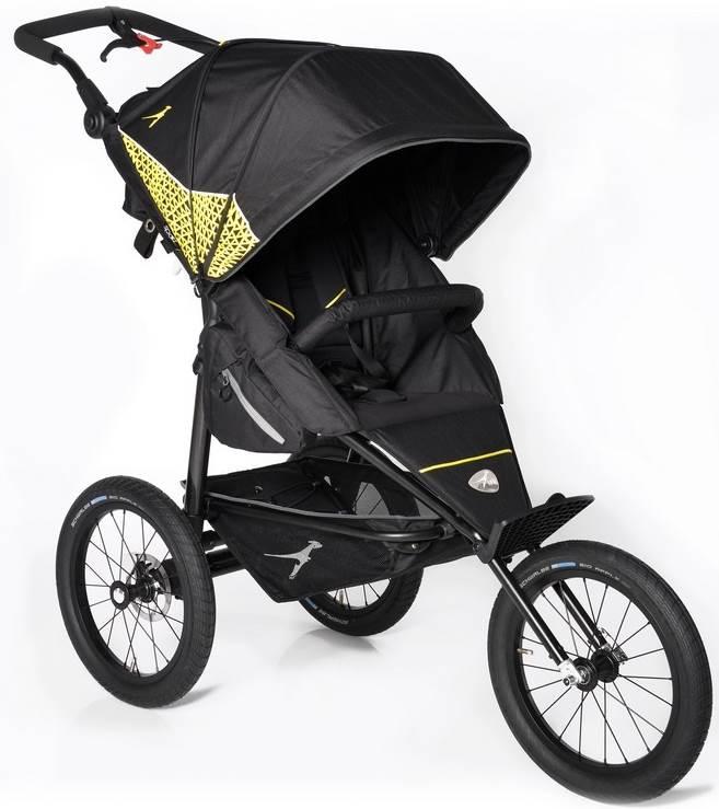 Wózek spacerowy do joggingu Joggster Sport Plus - TFK