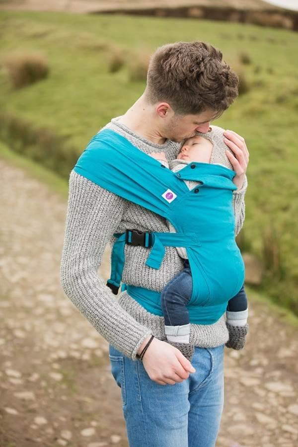Nosidełko ergonomiczne od narodzin do 15 kg, Izmi