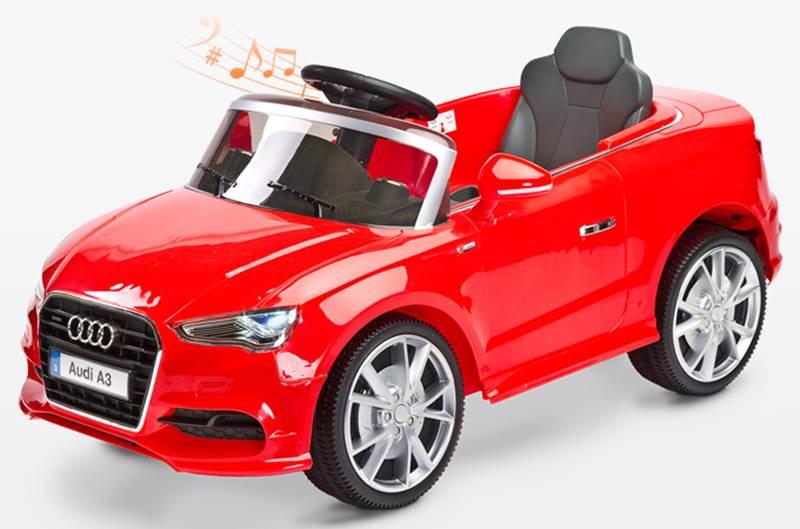 Pojazd na akumulator dla dzieci Audi A3