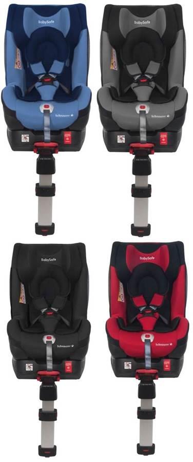 Fotelik samochodowy BabySafe Schnauzer 0-18 KG