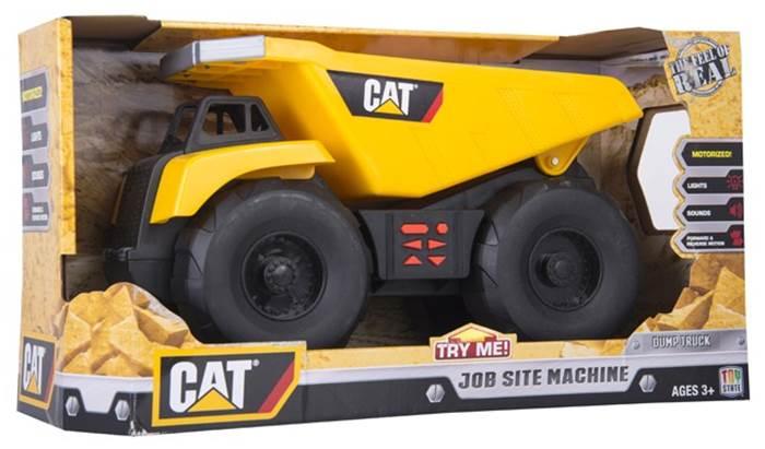 Realistyczna wywrotka z dźwiękiem i ruchomymi elementami CAT