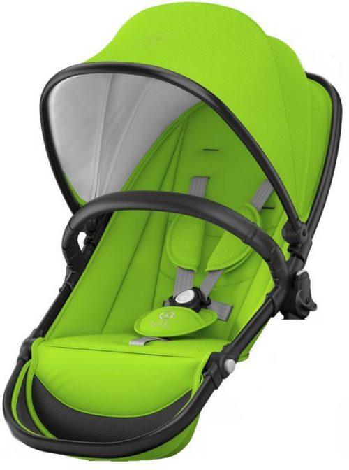 Kiddy dodatkowe siedzisko do wózka Evostar 1 wózek dla bliźniąt bądź rodzeństwa