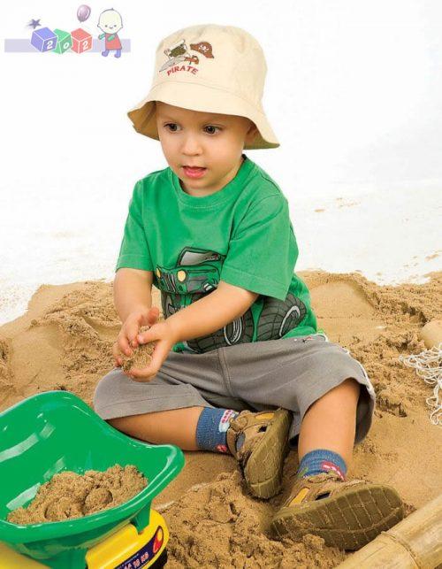 Chłopięcy kapelusz na lato Piraci For You
