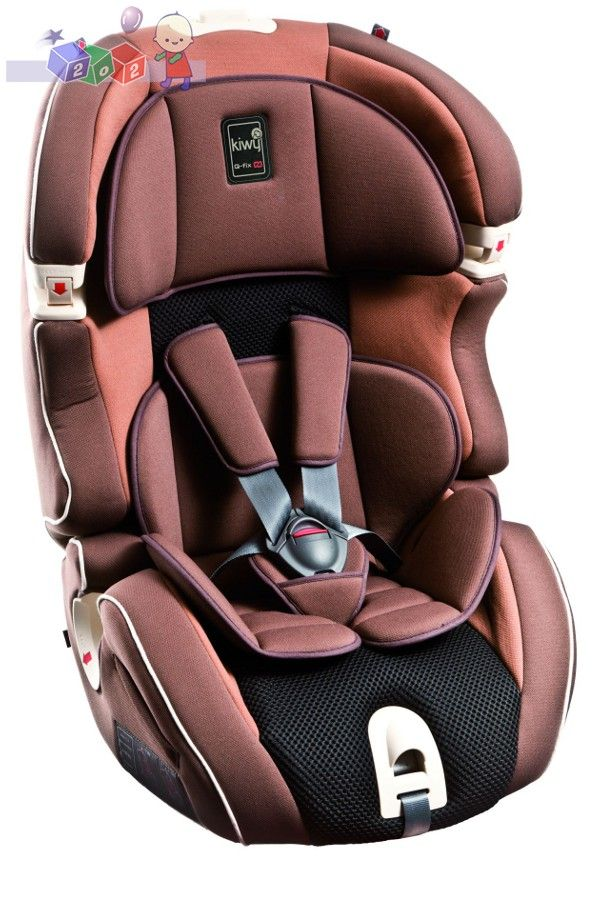 Kiwy SLF123 Q-Fix foteliki samochodowe z systemem ISOfix 9-36 kg