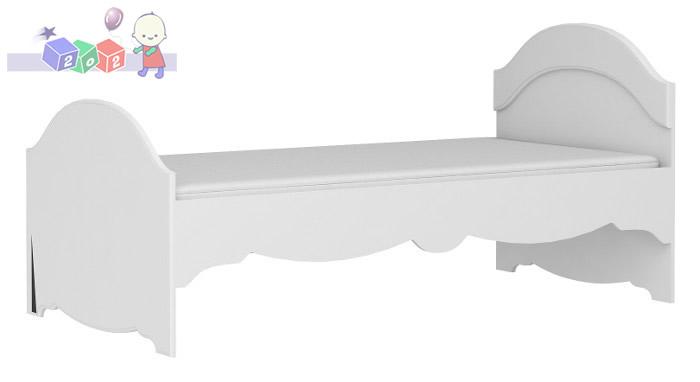 Łóżko młodzieżowe z serii Clasic 90x186x92, Baby Best