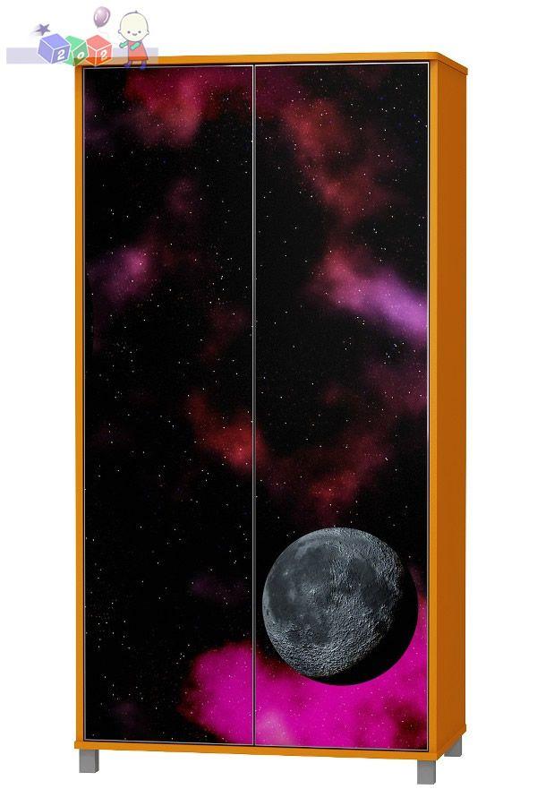 Szafa dwudrzwiowa kosmos 176x91x44