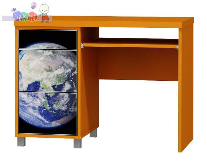 Biurko dziecięco młodzieżowe kosmos 76x101x60