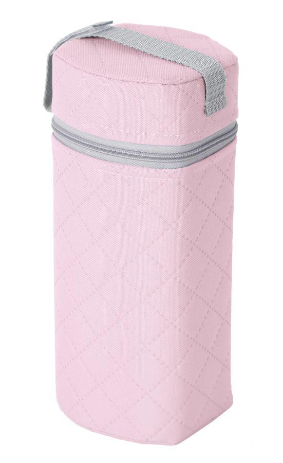 Termoopakowanie Jumbo Ceba Baby na wszystkie rodzaje butelek_Caro różowy