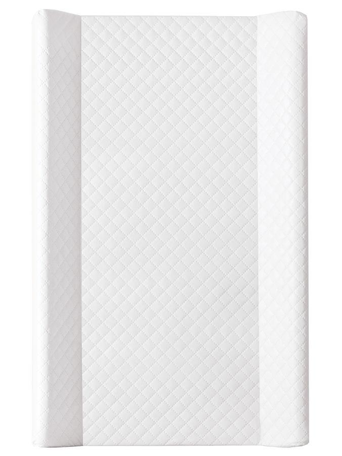 Nadstawka na łóżeczko 70x140 przewijak długi 80 cm Ceba_Caro biały